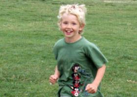 Sam running